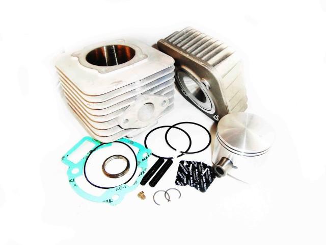 172ccm zylinder kit malossi tuning aprilia sr 125 150 2t. Black Bedroom Furniture Sets. Home Design Ideas