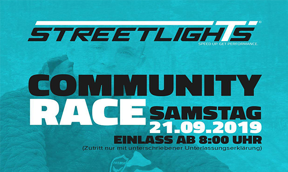 Streetlights Community Race 9 21.09.2019 Hünxe