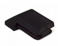 Trittleistenendstück für Vespa PX80-200E:Lusso:98:MY Kunststoff