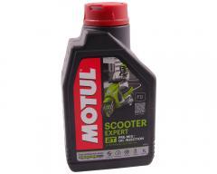 Motul Scooter Expert Halbsynthese 2 Takt Öl 1 Liter
