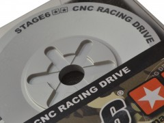 Riemenscheibe Stage6 CNC Racing Drive