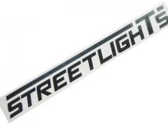 Aufkleber Streetlights
