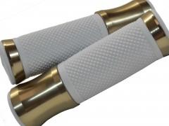 Lenkergriffe KAK White CNC-Style