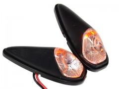 LED Deko Leuchte Custom mit klarem Glas