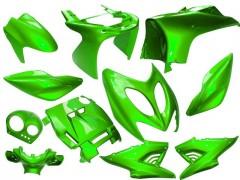 Verkleidungskit Aerox komplett (11-Teilig) KAK Racing