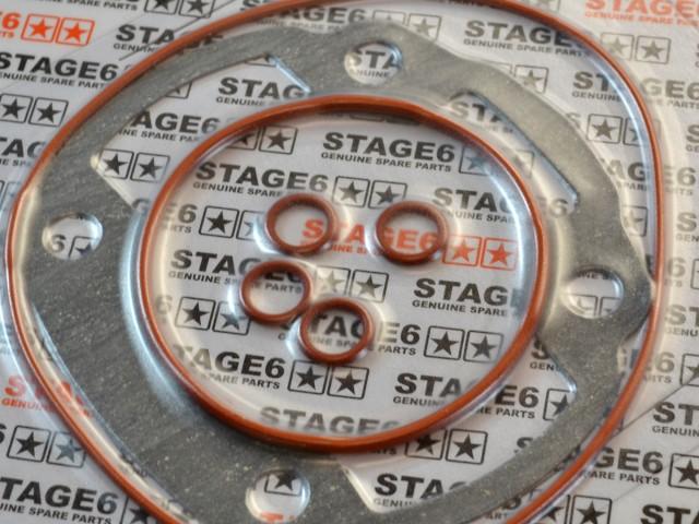 Dichtsatz Stage6 SPORT PRO MKII, RACING MKII, ALU 50ccm MKII, Piaggio LC