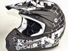 Helm Motocross TNT matt