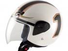 Helm A-PRO One White
