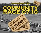 Eintrittskarte COMMUNITY RACE Bottrop 07.10 Besucher