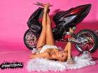 Poster Roller Grid Girls V6 XXL DIN-A0