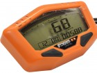 Tachometer Stage6 White-Line und Orange-Line
