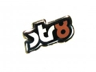 3D Sticker STR8 Visual Tuning