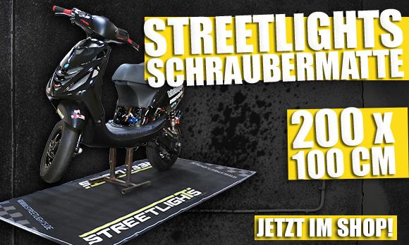 Streetlights Schraubermatte